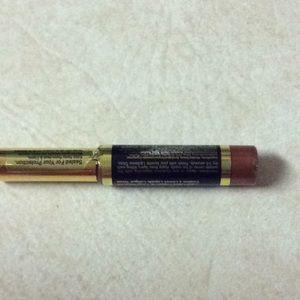 SeneGence Makeup - Nutmeg by Lipsense sealed
